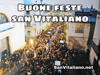 Buone Feste da SanVitaliano.net