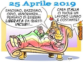 25 Aprile: il concepimento della nostra Repubblica