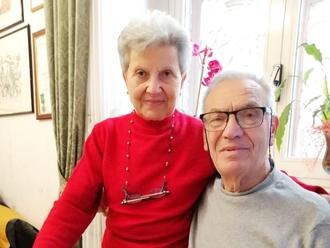 Maria Marotta ne compie 80: i nostri auguri arrivano fino ad Ostia..