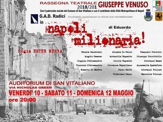 "G.A.D. Radici in ""Napoli Milionaria!"""