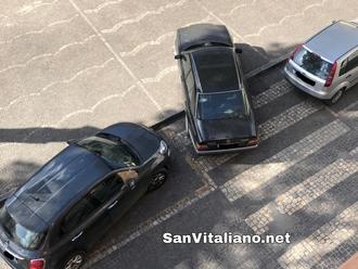 """San Vitaliano, la nuova Rubrica """"Parcheggi a cxxxx"""" : via Appia"""