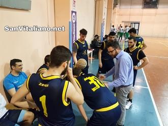 Libera Basket San Vitaliano, il sogno della Coppa Campania finisce ai quarti contro Pianura