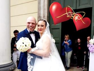 San Vitaliano in festa: auguri ai giovani sposini Milena ed Antonio
