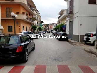 Rubrica Parcheggi a cxxxx: Piazza Tofano a San Vitaliano