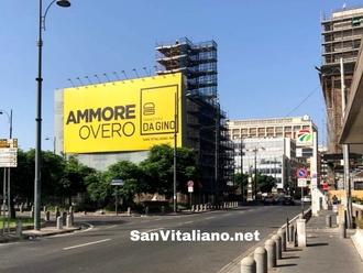 Ammore Overo, San Vitaliano sbarca a Napoli grazie alla Paninoteca Da Gino