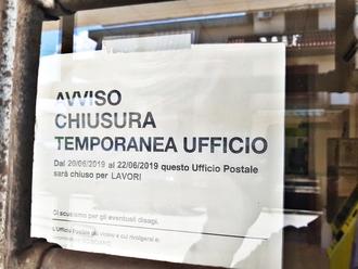 San Vitaliano, ufficio postale chiuso per lavori: i tempi e le alternative..