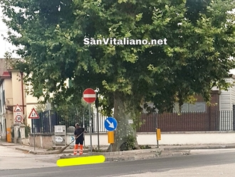 14 agosto, una San Vitaliano semivuota dorme ancora: ma c