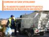 San Vitaliano, raccolta differenziata: domani 15 agosto sarà ritirato l