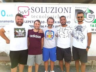 Il San Vitaliano calcio cala il full: ecco i 5 dello staff tecnico
