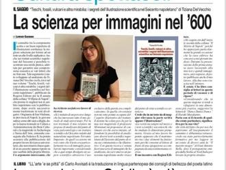 Premiata la tesi universitaria della sanvitalianese Tiziana Del Vecchio: ora diventa un libro