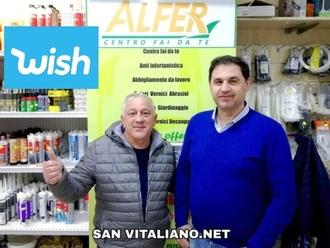 San Vitaliano, Alfer diventa deposito della piattaforma internazionale di vendita on line Wish