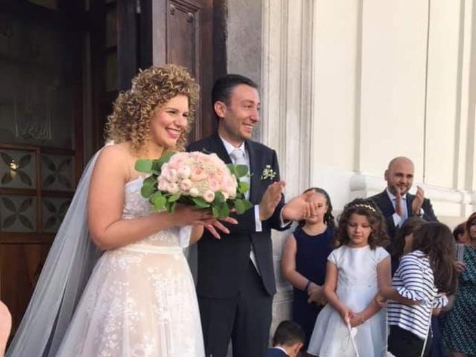 Marianna e Pasquale sposi: auguri ad una nuova famiglia tutta sanvitalianese!