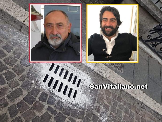 San Vitaliano, difficoltà rete fognaria: dislivelli, caditoie ostruite ed ignoranza...