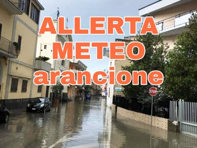 San Vitaliano, Temporali e Piogge: preparatevi al peggio. Domani allerta meteo arancione