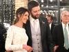 Il ballo dello sposo dedicato alla sposa: auguri ai due piccioncini Aniello o Clara, ieri le nozze
