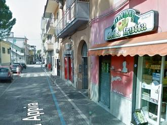 San Vitaliano, via Appia: un botto e poi il buio, scoppia cassetta energia elettrica