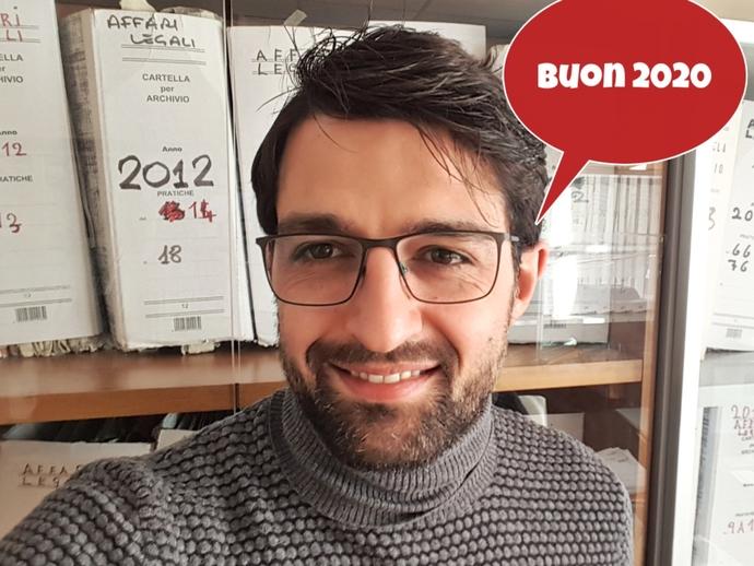 Buon 2020: Auguri al popolo dei mille euri