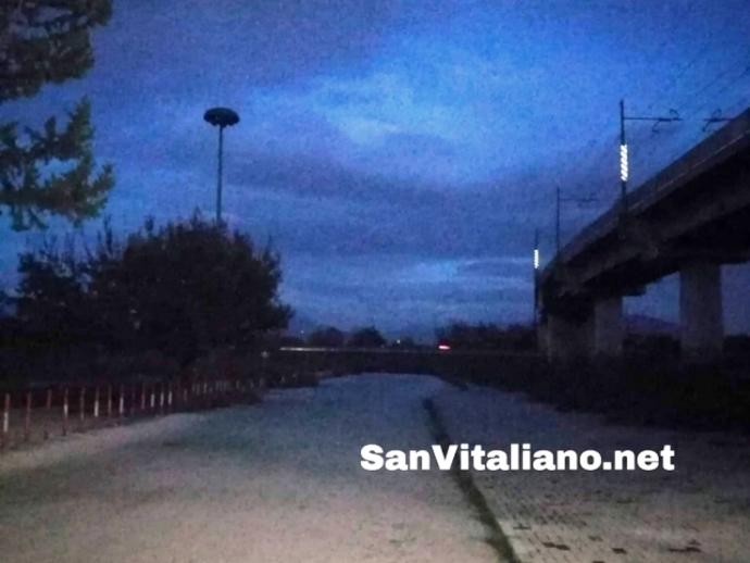 San Vitaliano, Un mio diritto la Stazione illuminata:concittadina invia reclamo a diversi Enti