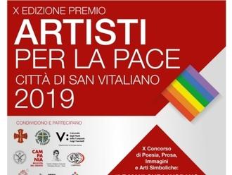 San Vitaliano, Promuovere la Persona, Abitare la Terra : al via il Premio Artisti per la Pace