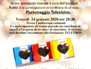 San Vitaliano finanzia la ricerca: stasera evento spettacolo TELETHON