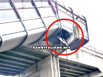 La Stazione di San Vitaliano cade a pezzi: aspettiamo il morto prima di riqualificarla?
