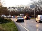 San Vitaliano, Attenzione su via Nazionale: pericolo cantiere in curva