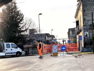 San Vitaliano, la GORI chiude Corso Frascatoli: primi disagi alla viabilità