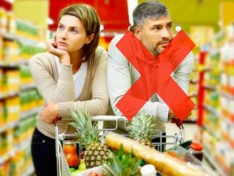 AntiCoronavirus: Caro, andiamo a fare la spesa? NON È POSSIBILE FARSI ACCOMPAGNARE