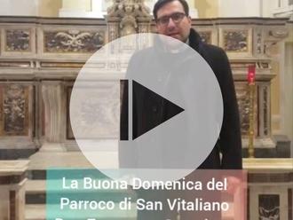 Emergenza Coronavirus a San Vitaliano, la Chiesa entra in casa col messaggio di Don Francesco