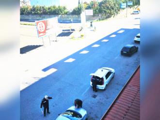 San Vitaliano, Coronavirus: posti di blocco della Polizia Municipale su Via Nazionale