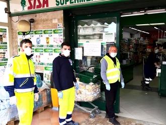 Coronavirus, il controllo del territorio della Protezione Civile di San Vitaliano:oggi da Tramontano