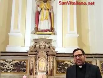 San Vitaliano, la buona domenica in rosa di Don Francesco Stanzione