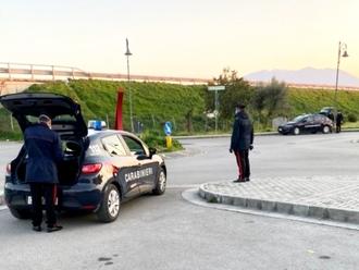 Controlli AntiCoronavirus dei Carabinieri di San Vitaliano: decine e decine le denunce