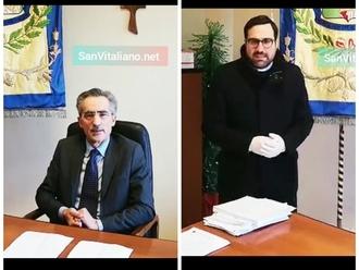 Coronavirus: aggiornamenti e iniziative istituzionali del Circuito della Solidarietà a San Vitaliano