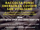 San Vitaliano, donazioni: raccolti 5.000 euro per le famiglie più in difficoltà
