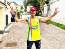 San Vitaliano, corre i 42 km della maratona ai tempi del Coronavirus: ma lo fa in casa!