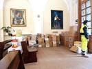 San Vitaliano, Circuito della Solidarietà: consegnati un centinaio di pacchi in due giorni