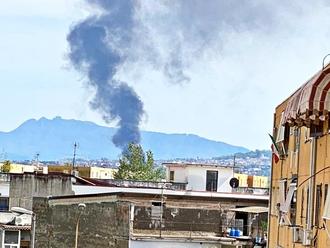 Incendio ad Ottaviano, buona la qualità dell'aria a San Vitaliano: i dati ARPAC