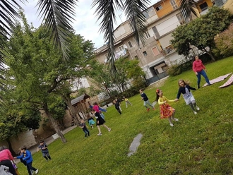 San Vitaliano, parte il campo estivo all