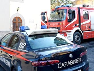 Incendiava i rifiuti del suo negozio, bloccato dai Carabinieri di San Vitaliano