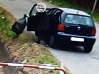 San Vitaliano, lancia monnezza dalla auto: individuato! E