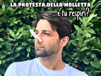Puzza, occhi gonfi e gola che brucia: San Vitaliano raccoglie le firme per l