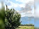 San Vitaliano, ancora fumo in zona Autostrada, ancora roghi..