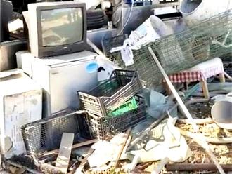 La stagione delle discariche: altra area sequestrata dai Carabinieri di San Vitaliano