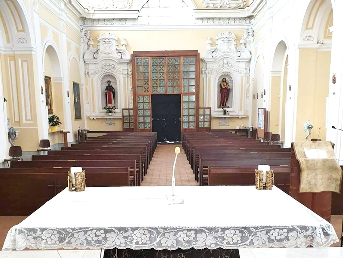 Chiesa e Covid19: raccolti e distribuiti alle famiglie sanvitalianesi 15.000 euro di aiuti