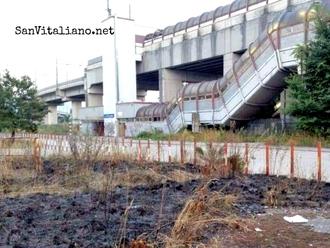 Stazione Circumvesuviana di San Vitaliano: a settembre i lavori di riqualificazione