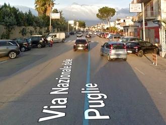 San Vitaliano, via Nazionale pericolosa e buia di notte: urgono strisce pedonali luminose