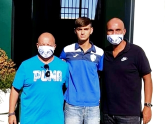 Calcio, il giovane talento sanvitalianese Jacopo Sasso va all