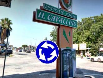 San Vitaliano, in partenza la costruzione della rotonda nei pressi del Ristorante Il Cavallino