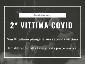San Vitaliano, seconda vittima legata al Covid